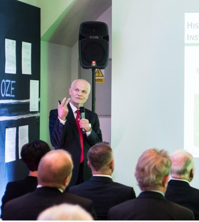Prezes IEO - Grzegorz Wiśniewski